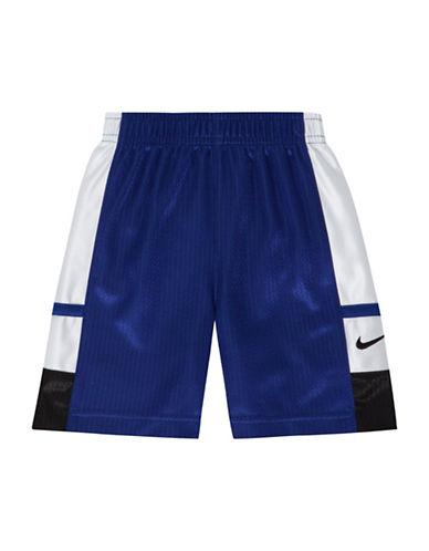 Nike Dri-FIT Colourblock Shorts-BLUE-6 89004212_BLUE_6