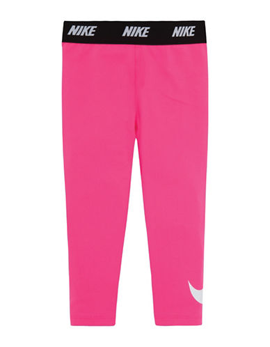 Nike Dri-FIT Essentials Printed Leggings-HYPER PINK-3X 88418917_HYPER PINK_3X