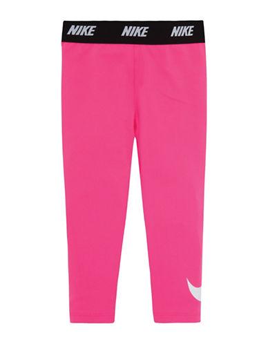 Nike Dri-FIT Essentials Printed Leggings-HYPER PINK-4X 88418918_HYPER PINK_4X