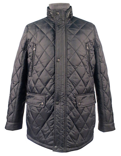 Dockers Quilted Jacket-BLACK-Medium 88419808_BLACK_Medium