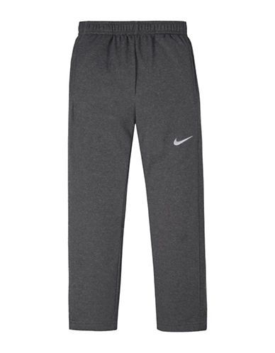 Nike Therma KO Fleece Jogger Pants-DARK HEATHER GREY-7 88509010_DARK HEATHER GREY_7