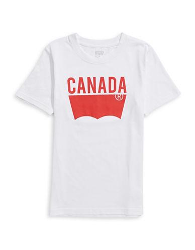 Levi'S Proud Canada T-Shirt-WHITE-Medium 88440682_WHITE_Medium