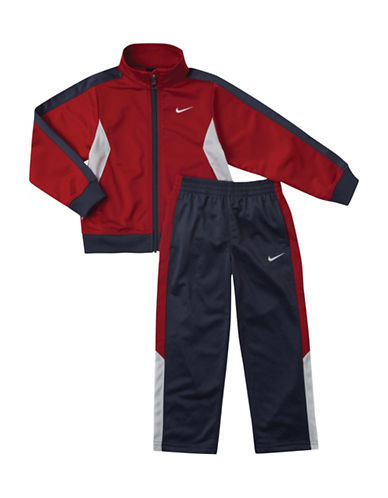 Nike Jacket and Jogging Pants Set-RED/NAVY-2 88508996_RED/NAVY_2
