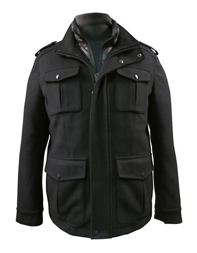 Dockers Wool-Blend Jacket-BLACK-X-Large 88961775_BLACK_X-Large