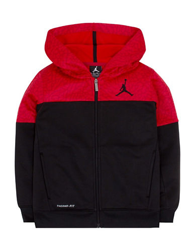 Jordan Dri-FIT Zip Hoodie-BLACK-Medium 88618290_BLACK_Medium