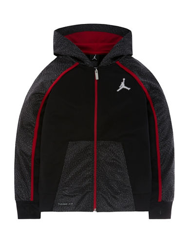 Jordan AJ Victory Therma-FIT Zip Hoodie-BLACK-Small 88618309_BLACK_Small
