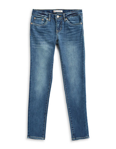 LeviS Denim Leggings-BLUE-8