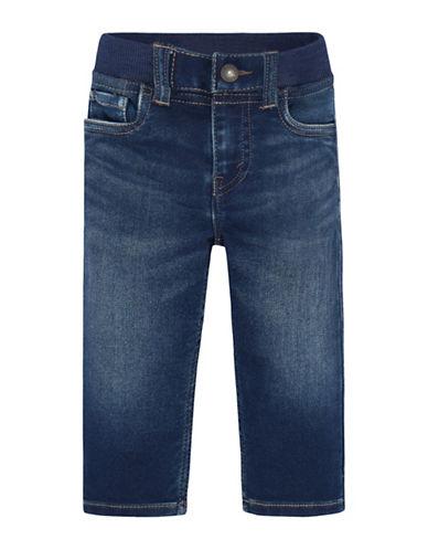 LeviS Hamilton Pull-On Pants-BLUE-12 Months