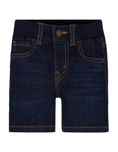 Levi'S Westdale Denim Shorts-BLUE-18 Months