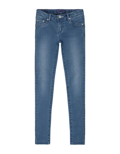 LeviS Denim Leggings-BLUE-14