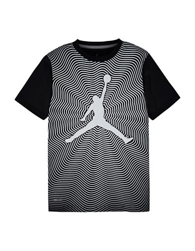 Jordan Flow Dri-FIT T-Shirt-BLACK-Medium 88950069_BLACK_Medium
