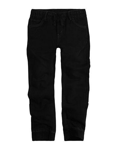 LeviS Knit Jogger Jeans-BLACK-7