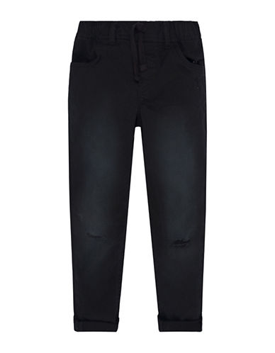 LeviS Palo Alto Slim Pants-BLACK-Small