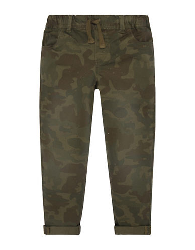 LeviS Palo Alto Cotton Pants-GREEN-7X