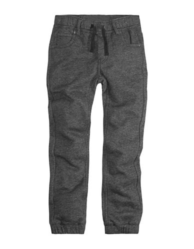 LeviS Knit Pull On Joggers-GREY-5