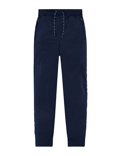Converse Warmup Wordmark Jogger Pants-BLUE-5