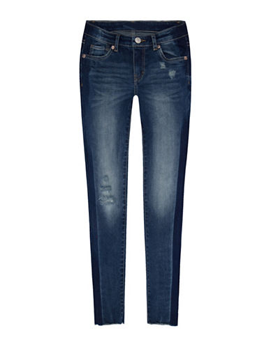 LeviS 710 Customized Jeans-BLUE-16