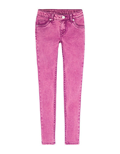 LeviS 710 Super Skinny Jeans-PURPLE-16