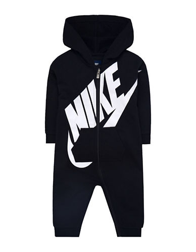 Nike All-Day-Play Coveralls-BLACK-3-6 Months