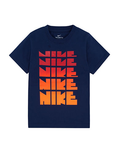 Nike DNA Graphic T-Shirt-BLUE-6