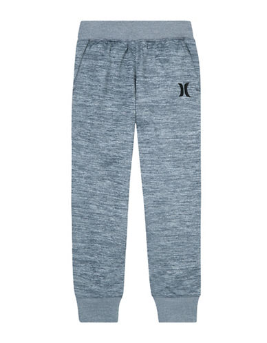 Hurley Therma Fit Jogger Pants-GREY-Large