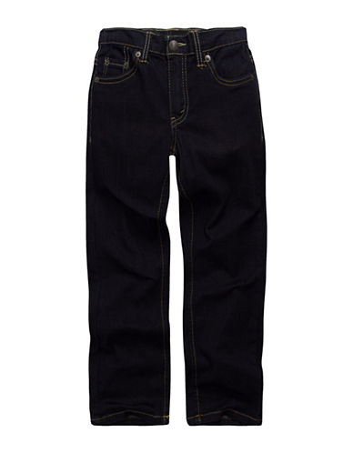 LeviS Exposed Seams Confort Jeans-BLUE-16