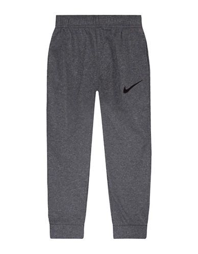 Nike Therma Fleece Core Joggers-GREY-6