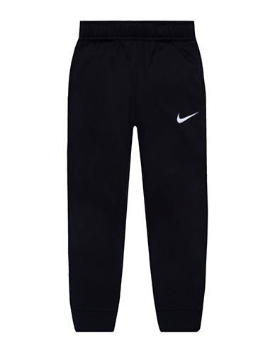 Nike Therma Fleece Core Joggers-BLACK-4T 89221303_BLACK_4T