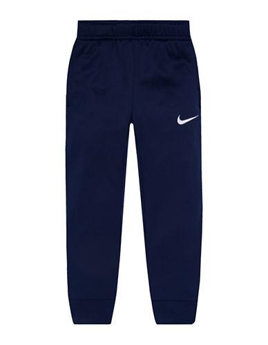 Nike Therma Fleece Core Joggers-BLUE-3T