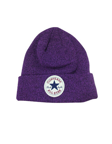 Converse Fisherman Beanie-PURPLE-2-4