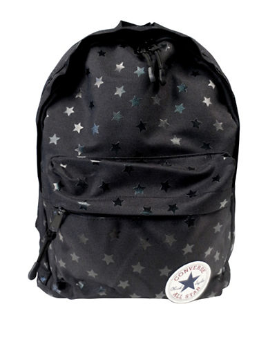 Converse Two-Toned Backpack-BLACK-One Size