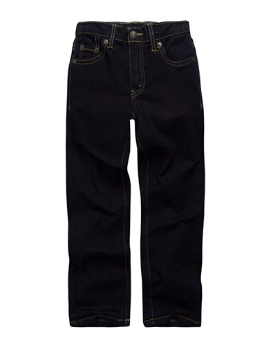 LeviS Comfort Stretch Jeans-BLUE-5