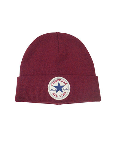 Converse Fisherman Beanie-RED-4-6
