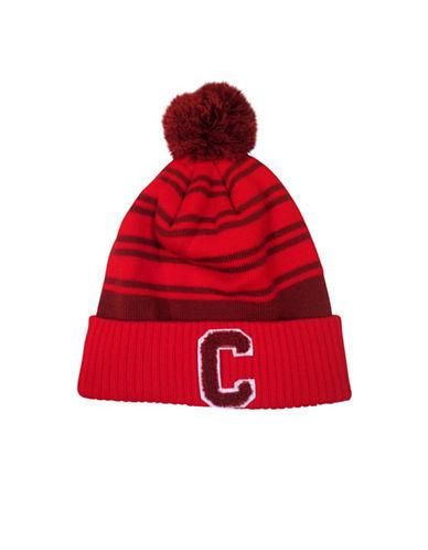 Converse Collegiate Knit Beanie-RED-4-6