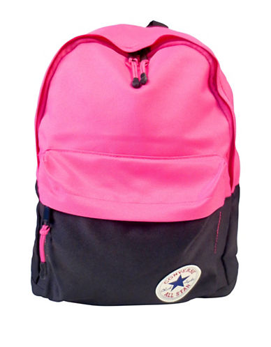 Converse Star Day Backpack-PINK-One Size