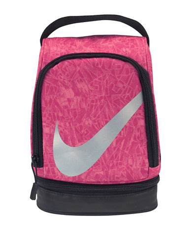 Nike Sublimation Lunch Tote-PINK-One Size