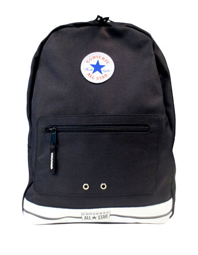 Converse Chuck Backpack-BLACK-One Size