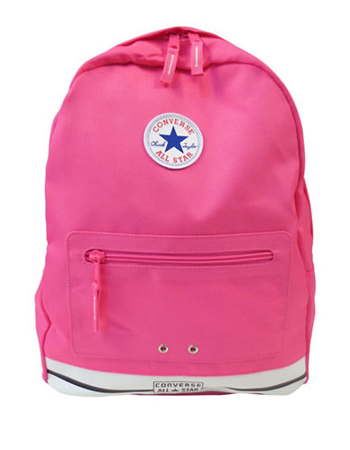 Converse Chuck Backpack-PINK-One Size