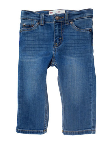 LeviS 511 Coolsmart Jeans-BLUE-24 Months
