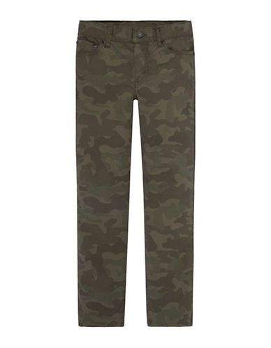 LeviS 511 Adventure Pants-GREEN-10