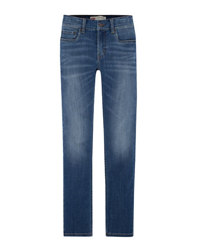 LeviS 511 Cool Smart Jeans-DARK BLUE-14