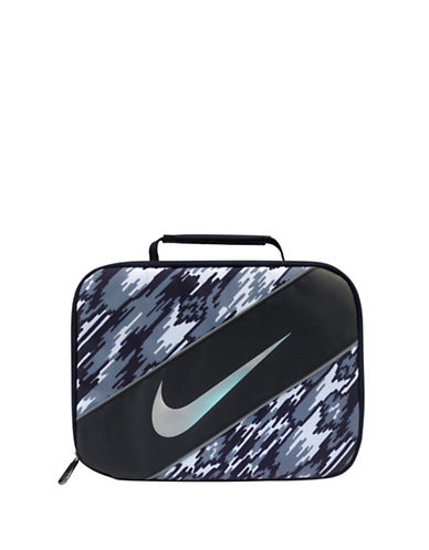 Nike Printed Lunch Tote-WHITE-One Size