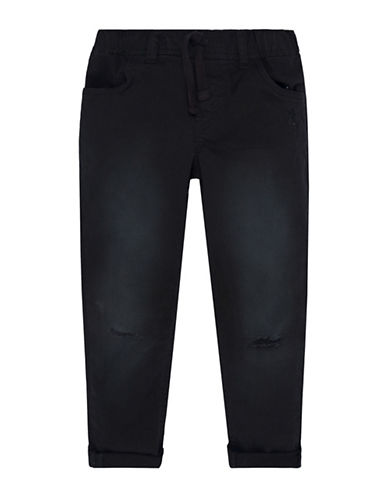 LeviS Palo Alto Cotton Pants-BLACK-7X