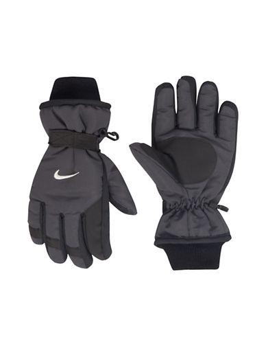 Nike Snow Gloves-GREY-4-6