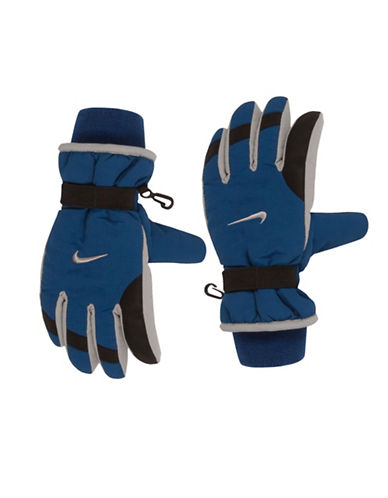 Nike Snow Gloves-BLUE-8-18