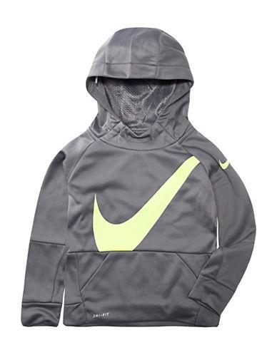 Nike Therma Swoosh Pullover-GREY-6