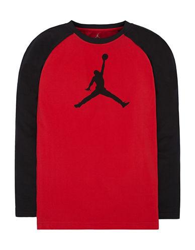 Jordan Jumbo Dri-FIT Top-RED-Medium
