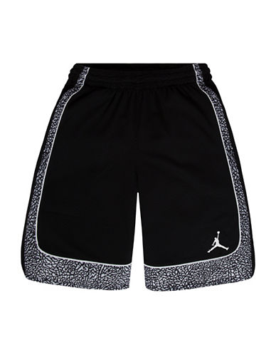 Jordan Dri-FIT Mesh Shorts-BLACK-Small 89212907_BLACK_Small