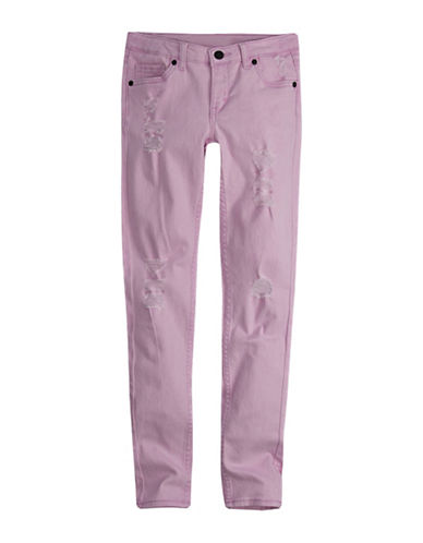 LeviS 710 Super Skinny Jeans-LILAC-14