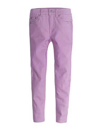 LeviS 710 Jet Set Jeans-PINK-6X